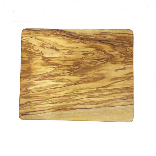MarnaMaria Spices and Herbs Olive Wood Cheese Board