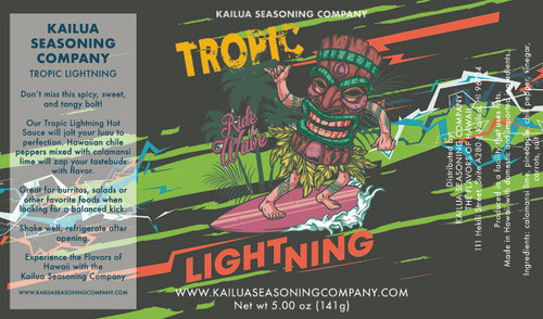 MarnaMaria Spices and Herbs Tropic Lightning