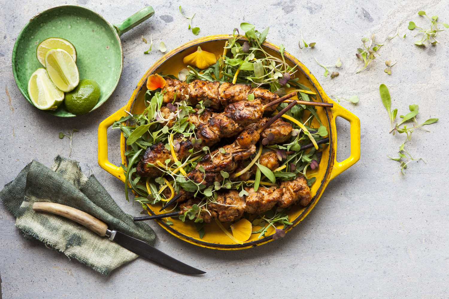 Sumac Chicken Spices and Herbs