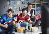 Combat Super Bowl Stress this Sunday