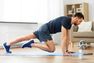 At-Home Exercise: Stay Active While Self-Isolating!