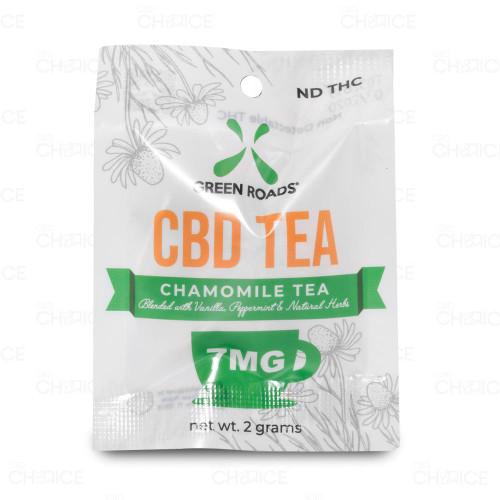 Green Roads CBD Chamomile Tea 1 count
