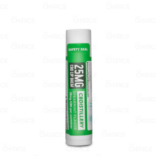 CBDistillery Spearmint CBD Lip Balm 0.18oz