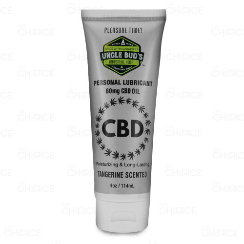 Uncle Buds CBD Personal Lubricant 4oz