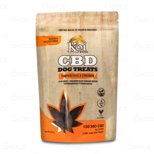 Koi CBD Joint Support CBD Dog Treats 30 count