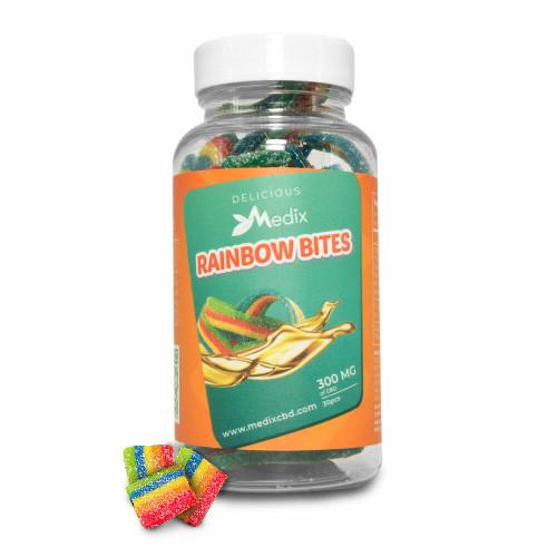 Medix CBD Rainbow Bites 30 count