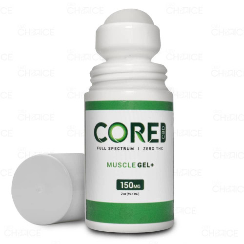 Core CBD Roll-On Muscle Gel 2oz