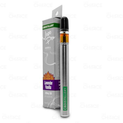 CBDistillery CBD Vape Pen Lavender Vanilla Flavor 0.5ml