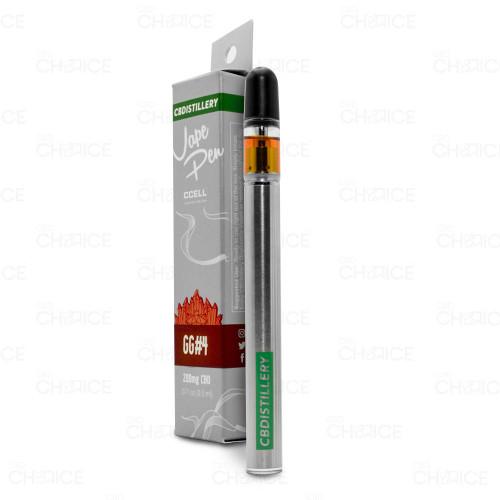 CBDistillery CBD Vape Pen GG#4 Flavor 0.5ml