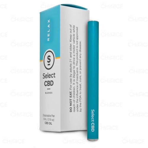 Social CBD Relax Cinnamon Vape Pen 250mg