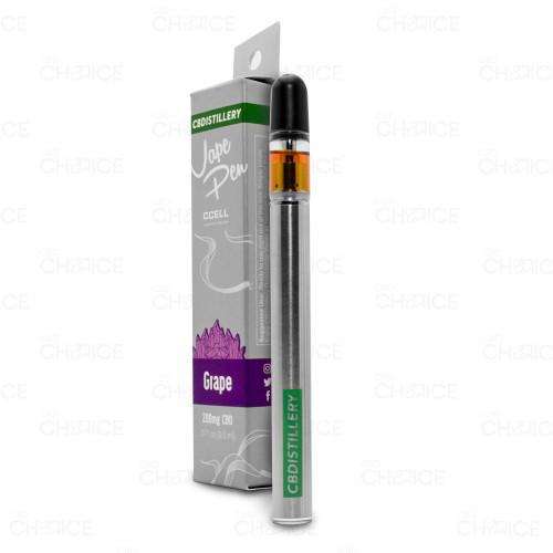 CBDistillery CBD Vape Pen Grape Flavor 0.5ml