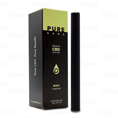 PureKana Mint Comfort CBD Vape Pen 0.5ml