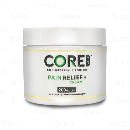 Core CBD Pain Relief Cream 2oz