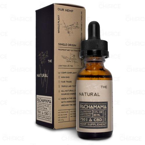 Pachamama The Natural CBD Oil 30ml