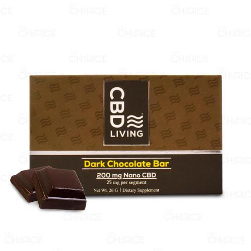 CBD Living CBD Dark Chocolate 26g