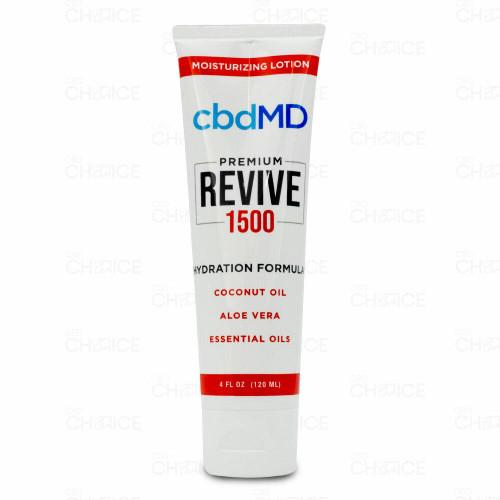 cbdMD CBD Revive Lightweight Hydration Squeeze 1500mg