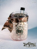 Plastic Mason Jars Custom Wedding Favor with 50ML bottle Inside
