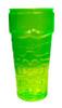 Tiki Glass Stackable 26 oz Green