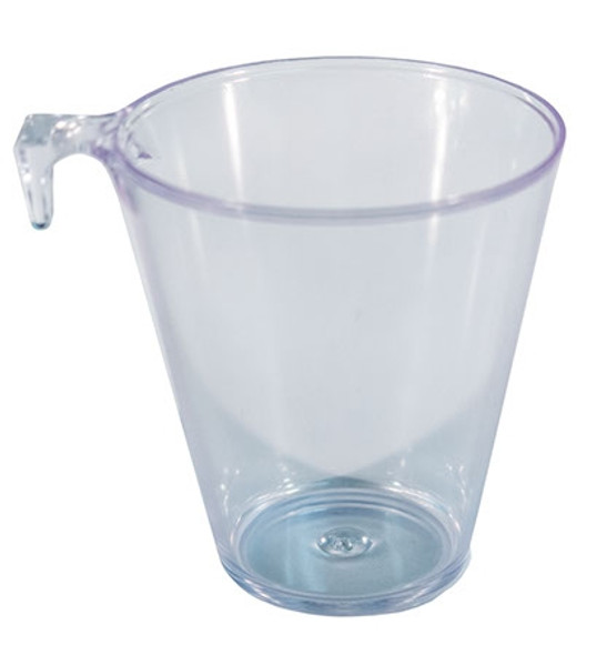 Hanging Shotglass 1.5 oz  Clear