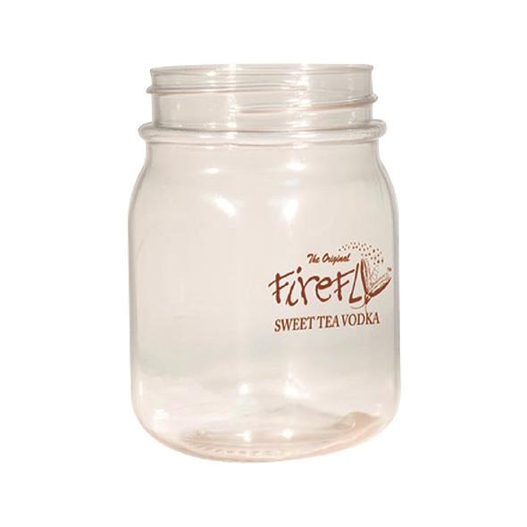Plastic Mason Jars Custom Printed