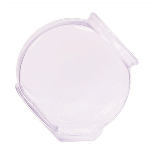 1 1/4 gallon angled plastic drum bowl