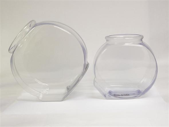 1.25 gallon Angled Plastic Drum Bowl