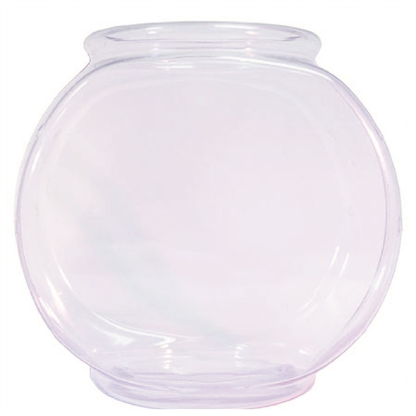 92 ounce plastic fish bowl