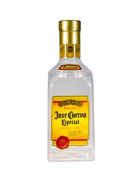 Plastic Jose Cuervo Bottle Shaped Cocktail Shaker Set