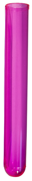 Tooters Smooth Test Tubes 5 inch Neon Pink