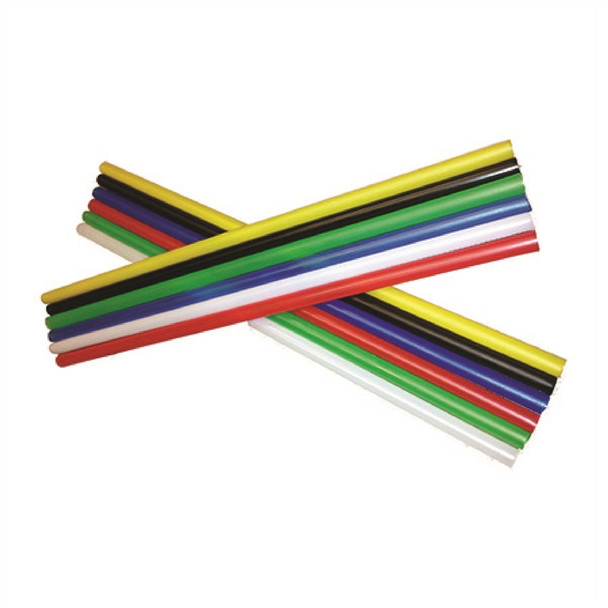 Colorful Straws 10 inch Assorted