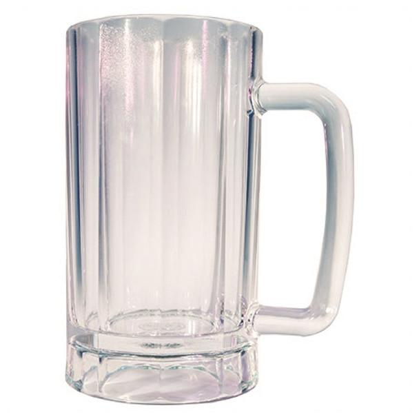 Acrylic Plastic Beer Mug