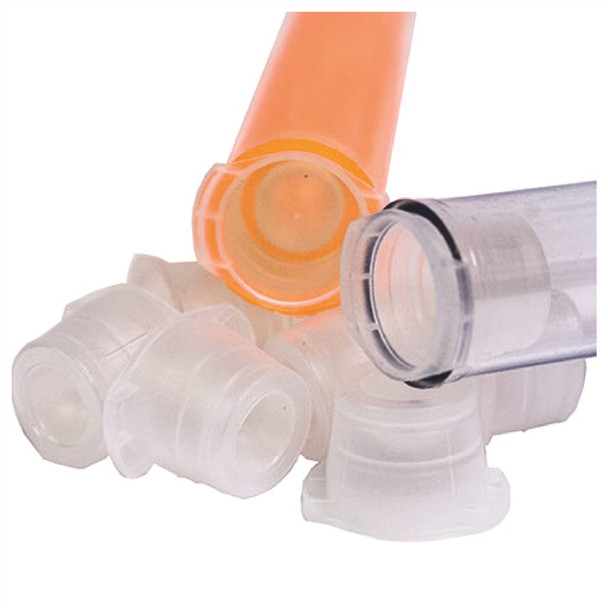 Tooters Test Tube Lids 5 inch