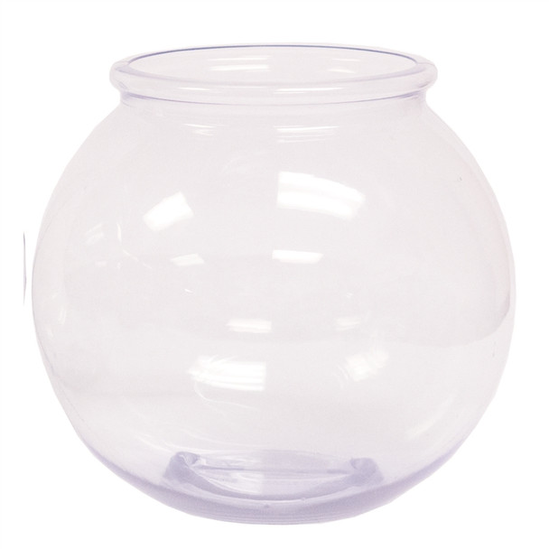 144 Ounce Plastic Round Cocktail Bowl