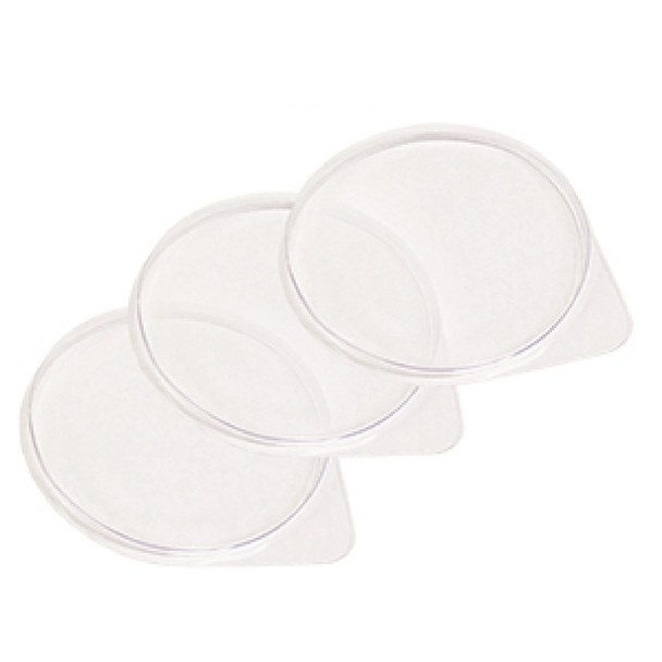 Clear 4.25 Inch Display Bowl Lids