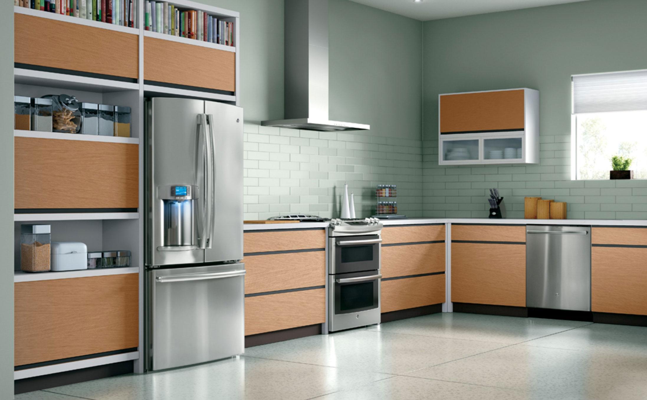 Contemporary Kitchen Photo Design Ge Appliances