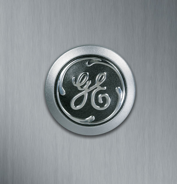 Image of Badge on GE Appliance