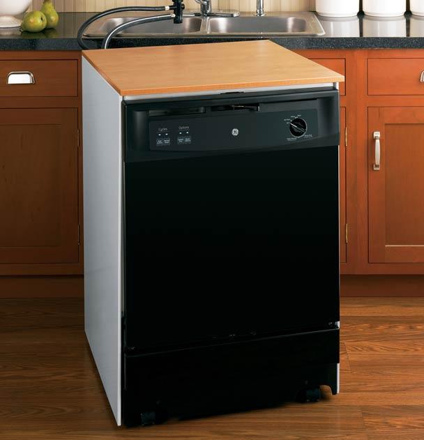 24″ Portable Dishwasher