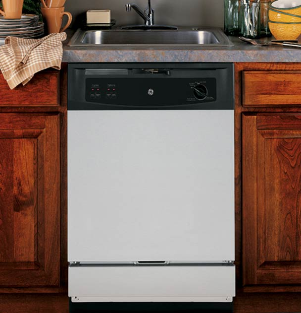 See all GE Under the Sink Dishwashers