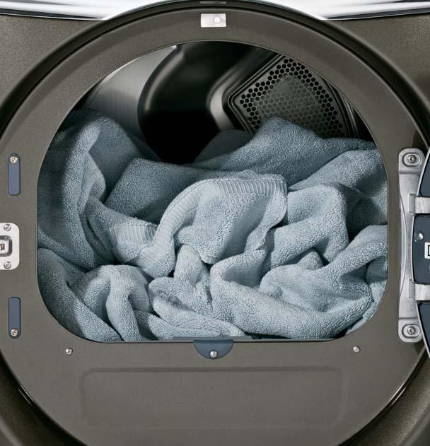 Large capacity dryer
