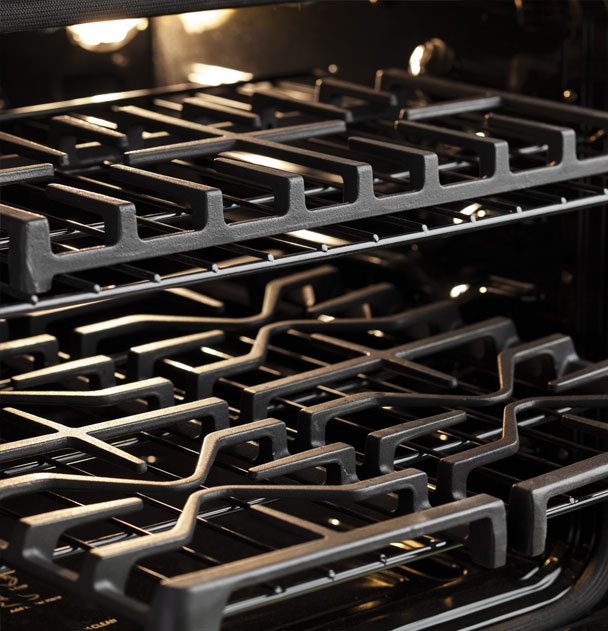 Easy to Clean Grates