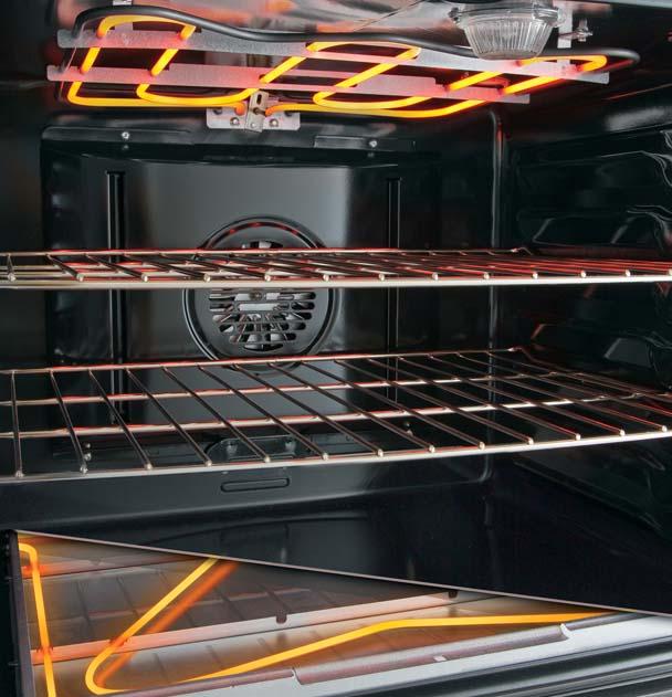Fast Oven Preheat