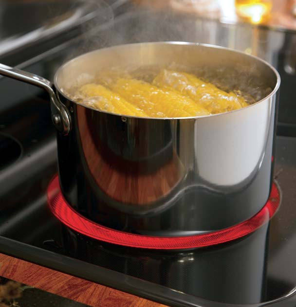 Versatile Elements to Accommodate Every Pot and Pan