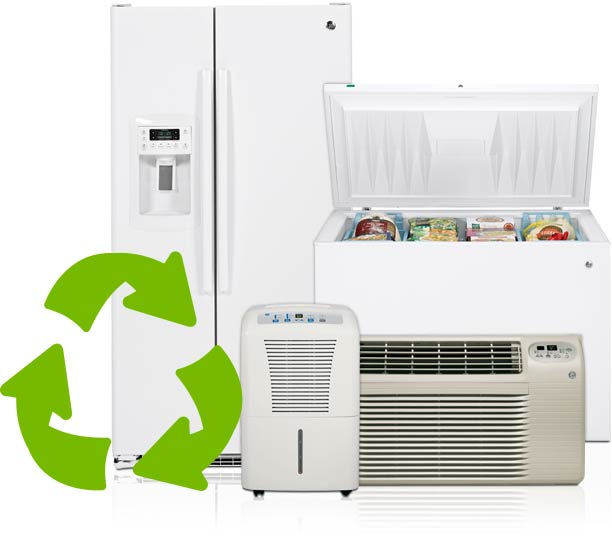 Recycle Your Appliances