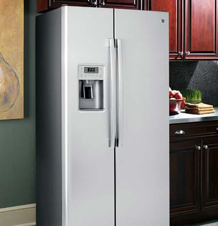 Free-Standing Refrigerator