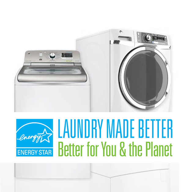 GE ENERGY STAR Qualified Washers