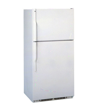 Ge J Series 20 6 Cu Ft Top Mount No Frost Refrigerator Tbx21jabaa Ge Appliances