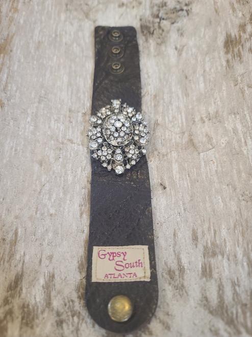 Gypsy South Leather Bracelet