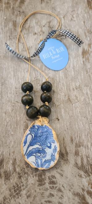 Carolina Coastal Oyster Shell Necklace 9