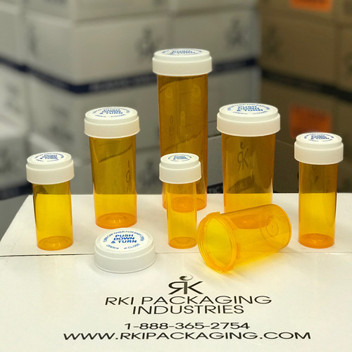 Amber Reversible Family Vials