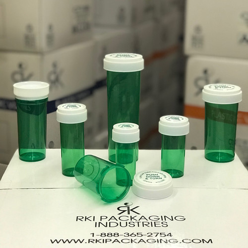 Green Reversible Bottle Family